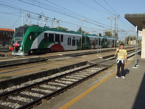 Io e l'ATR FER a Portomaggiore