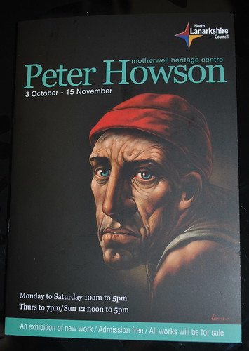 Peter Howson in Motherwell_ 001
