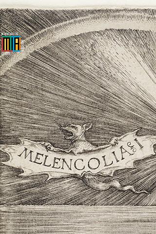 Albrecht Durer Melencolia I. Melencolia I, 1514. Albrecht