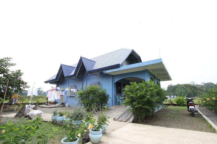 Auntie's house in Baliwag