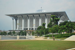 Masjid Tuanku Mizan Zainal Abidin, Putrajaya