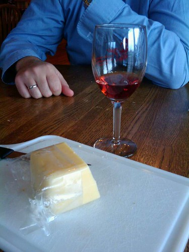 Naked Mountain Wine and Cheese