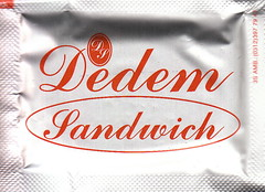 Dedem Sandviç - Ön