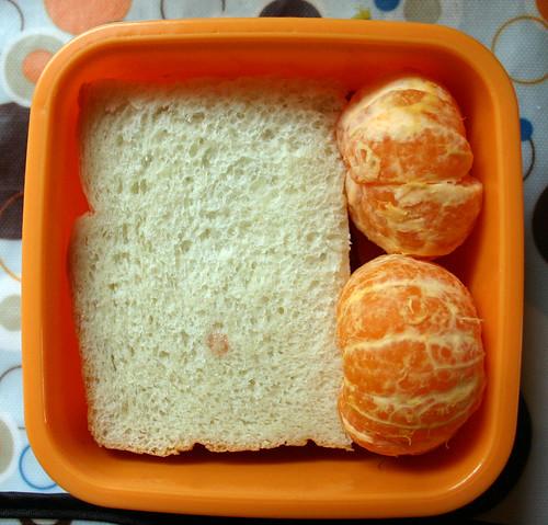 Kindergarten Snack #27: October 19, 2009