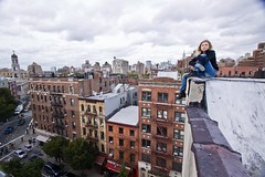 bleecker and macdougal building top (meganpixels) Tags: camera newyorkcity roof light rooftop sc home creativity photography graphicdesign photo earth cam meg creative megan montage pixel contact portfolio pixels parker branding bleeker facebook macdougal mpix southernhospitality meganparker mpixels meganpixels meganpixel