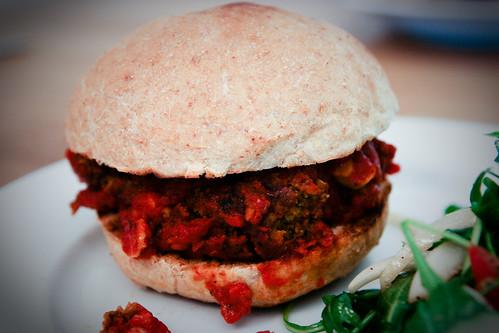 Neatball Sub Sandwich