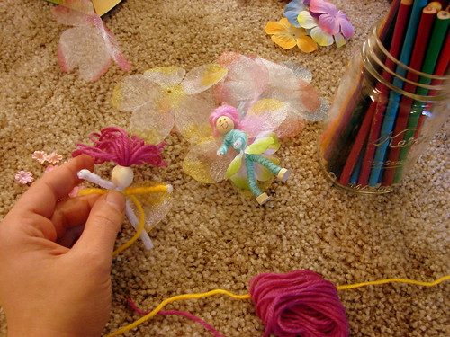 Making Fairies