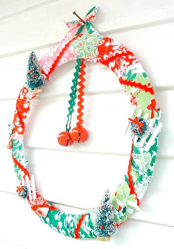 holiday rag wreath (20)