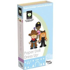 Paper Doll Dress Up Cartridge