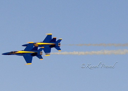Blue Angels @ Houston