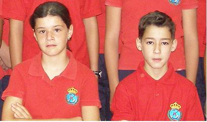 Aurora Martinez y Yaser Mohamed, los 2 nuevos RECORDS