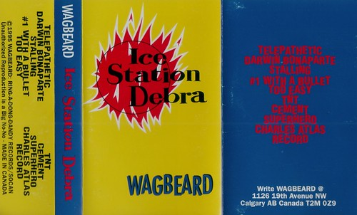 Wagbeard - Ice Station Debra
