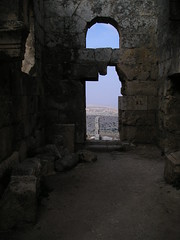 From inside the Baptistery