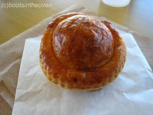 Pate Chaud - Pork Pate in a flaky crust