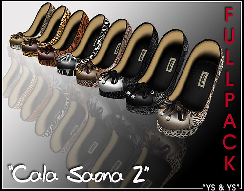 Cala Saona 2 - Shoes @ YS&YS