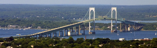 Newport Bridge, RI - 2
