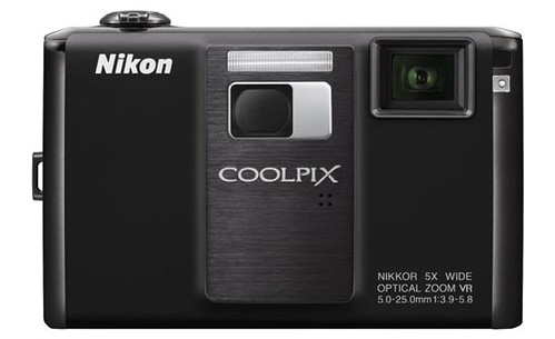 Nikon met projector