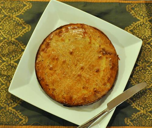 Breton Buckwheat Cake