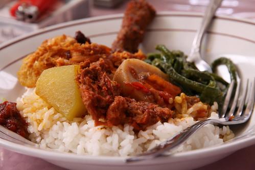 Bali Rice Dish