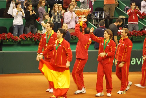 Equipo Español de la Davis