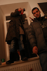 Opening of Studio 39 (dusan_the) Tags: people streetart community 20mm maribor studio39