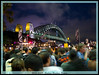 NYE 2009. Sydney Harbour Bridge (kth_friend) Tags: fireworks sydney australia newyearseve newsouthwales 2009 sydneyharbourbridge g11 journalistchronicles