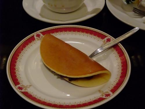 2010/01/02 兄弟飯店 薔薇廳鐵板燒