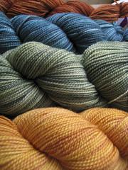 mixed-25 (TheGirlCantHelpKnit) Tags: sock yarn sundara handdyed