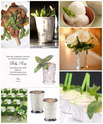 Mint Julep Derby Party