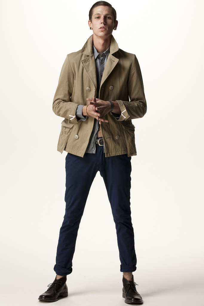 FACTOTUM HOMME 2011 SS 013_Tommy Cox