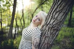 Emily (Spanier Photography) Tags: park ohio portrait girl tattoo canon model bokeh cincinnati 14 naturallight eden 3514l 5dmarkii
