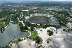 Olympiastadium & Coubertinplatz