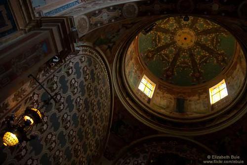 Interior, Santuario di Santa Maria delle Lume, Civitella del Tronto