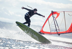 West Kirby Windsurfing (stevedeer) Tags: west kirby windsurfing wirral