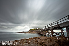 Bare Island (Exposed Monkey) Tags: ocean canon landscape sydney australia nsw mission impossible mkii bareisland leefilters 5dmkii bigstopper