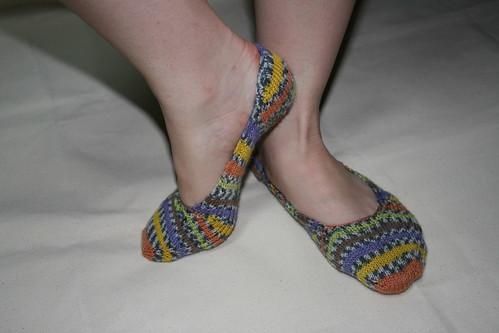 2010summer socks no.1