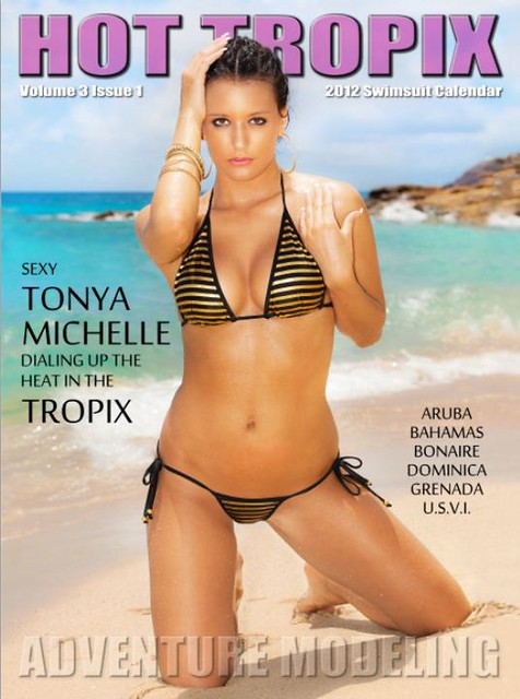 Tonya Michelle by Greg Aldous