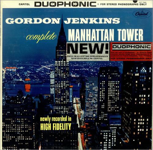Gordon Jenkins Manhattan Tower (1956)