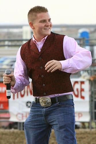 Jacob Nelson Showdown Rodeo