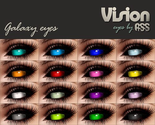 A:S:S Vision - Galaxy eyes