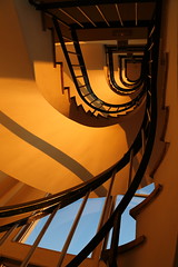 Sunrise Stairwell