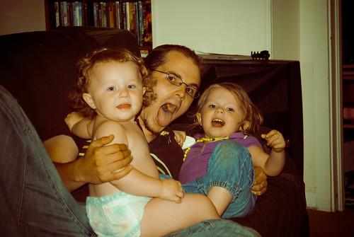 Daddy and Girls