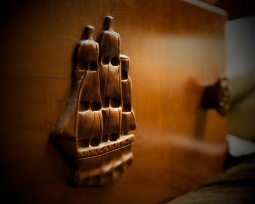 Sailing Ship Relief