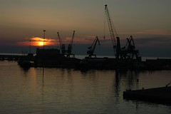 croatian ferry july 2009 120 (milolovitch69) Tags: sunset sea ferry dawn croatia adriatic ancona july2009