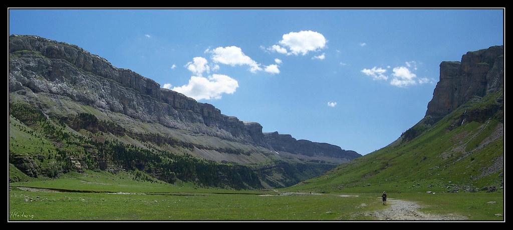 Ordesa - Valle Glacial de Ordesa