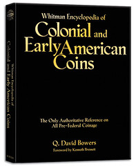 Whitman Encyclopedia of Colonial and Early American COins deluxe