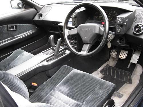 AW11 interior (by retro-classics)