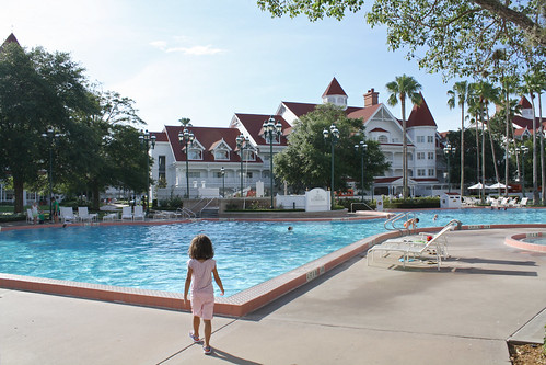Disney World trip - day 8 - Disney's Grand Floridian Resort & Spa