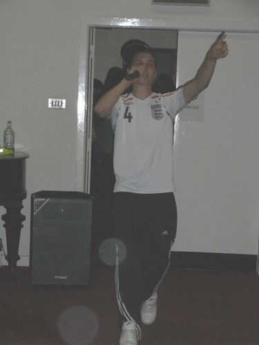 michael rapping