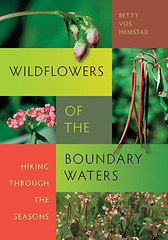 Wildflowers of the Boundary Waters Cover